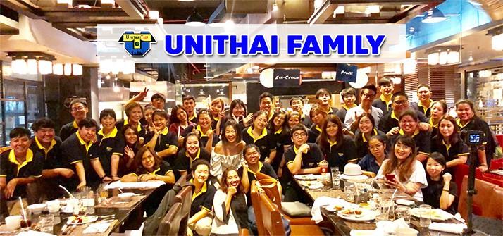 ครอบครัวยูนิไทย Unithai