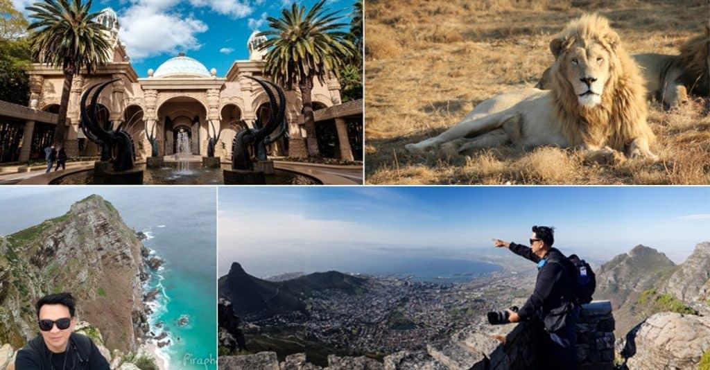 แอฟริกาใต้ กับ unithai